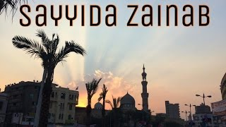 SAYYIDA ZAINAB ||  EXPLORE EGYPT || TRAVEL & LEISURE