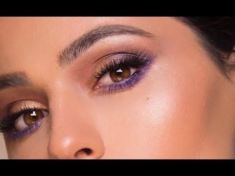 Makeup Tutorial For Brown Eyes Teni
