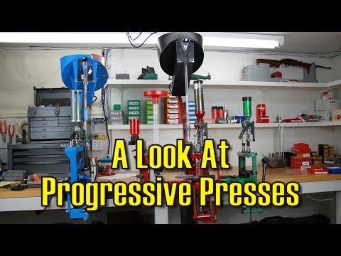 S3 - 14 - A Look At Progressive Presses
