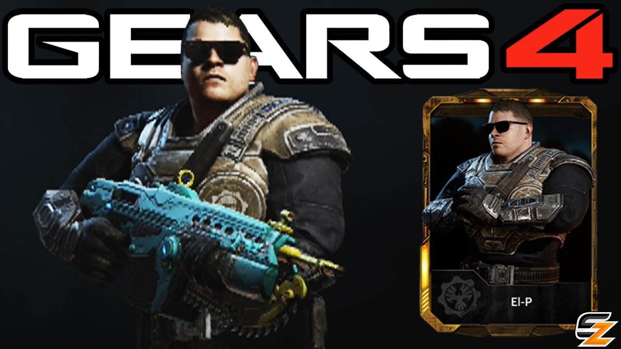 Gears Of War 4 EL P Multiplayer Gameplay Gears Of