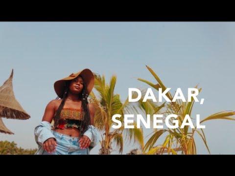 West African Inspired Summer '17 Look Book// Dakar Senegal// Liv Knightly