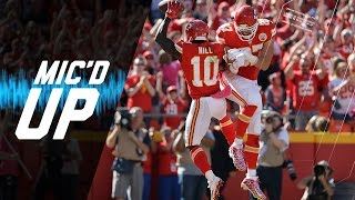 Travis Kelce Mic'd Up vs. Saints (Week 7) | Sound Fx | NFL Films