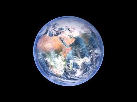 NASA CGI Spinning Earth 2001 vs 2014