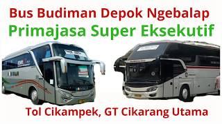 Download Video Ngebalap! Bus Budiman Depok Mengejar Bus Primajasa Super Cililitan Tasik MP3 3GP MP4