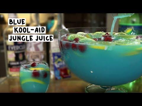 The Blue Kool-Aid Jungle Juice