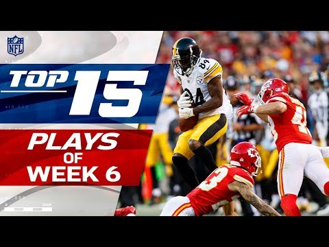 Download Youtube: Top 15 Plays of Week 6 | NFL Highlights