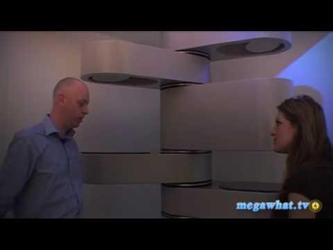 Vertebrae Vertical Bathroom System First Look Review
