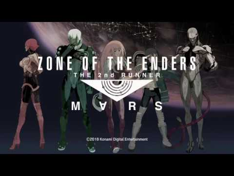 ZONE OF THE ENDERS THE 2nd RUNNER : M∀RS [Full Longplay]