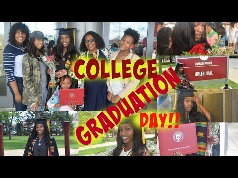 College Graduation Vlog from Indiana University of Pennsylvania