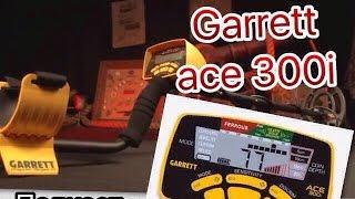 garrett ace 300 / 300i - стоит ли покупать?
