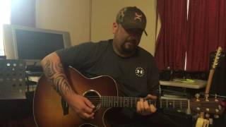 Lost and Lonely by Aaron Lewis (Cover)