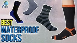 10 Best Waterproof Socks 2017