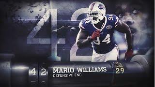 #42 Mario Williams (DE, Bills) | Top 100 Players of 2015