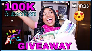 JOURNEY TO 100K  Happy New Year  100K GIVEAWAY over 100 5 WINNERS