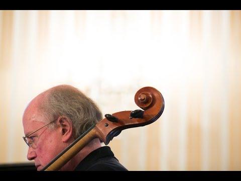 New York New Music Ensemble performs Javier Alvarez's Tientos