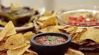 Classic Restaurant-style Tomato Salsa   Food How To