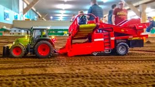 RC tractor SPECIAL! You can NOT buy these fantastic modified tractors!