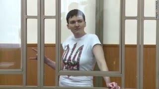 Тюремные частушки от Надежды Савченко P S  Данное видео носит юмористический характер