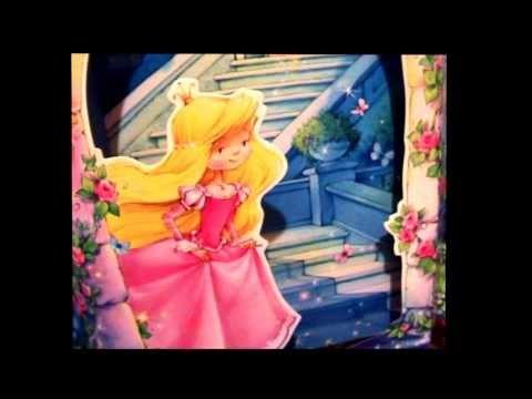 Сказка Принцесса и единорог