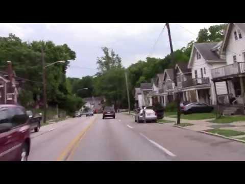 Elberon Avenue East, Price Hill, Cincinnati Ohio