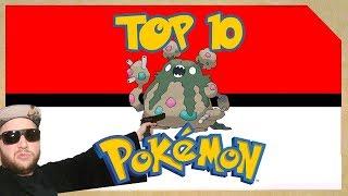 TOP 10 nejhorších pokémonů z původních 150 (Filmstalker opravené audio)