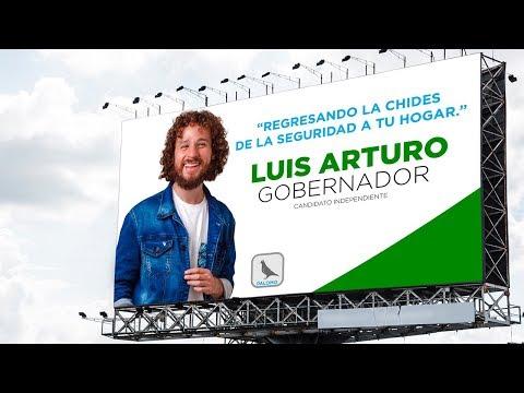 LUISITO PARA GOBERNADOR