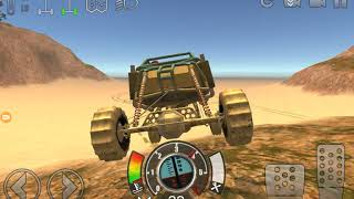 Looking at ROBLOX games then played off road outlaws
