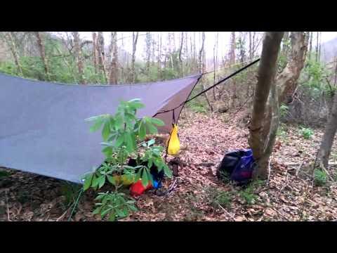 Cheat River Kayak Camping 2016