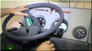 Тренажер Автобуса ЛиАЗ. Зарница