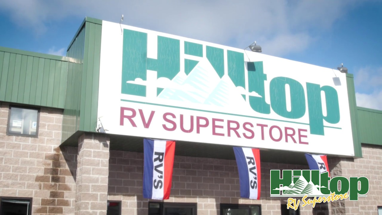 Hilltop RV Superstore - Escanaba and Ishpeming, MI - Featuring New