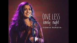 'One Less Lonely Night'- Jidnya Pandya | Spill Poetry | Spoken Word