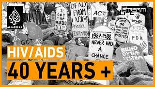 HIV/AIDS at 40: What have we learned? |  The Stream