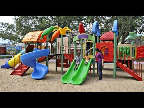 'Harsham' The Children's Park, Thenmala Ecotourism.....Kerala, India..