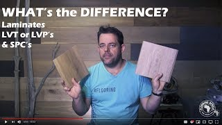 Difference Between Laminate, Vinyl & SPC Flooring | S2 Ep 4 It's a Dog's Life