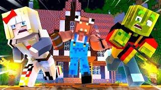 1 URLAUB in DEUTSCHLAND GEHT SCHIEF?! - Minecraft REISE