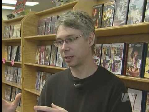 Video Stores Closing
