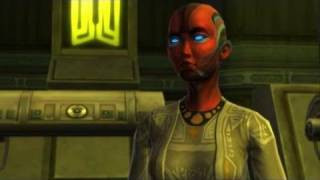 Star Wars The Old Republic - Agent Impérial ou Jedi Consulaire ?