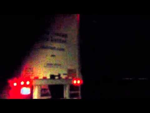 UFO sighting i5 south, Sacramento ca