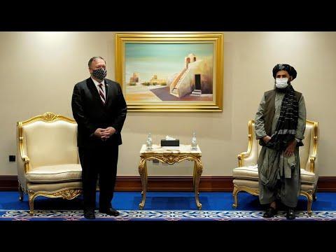 أفغانستان: استئناف محادثات السلام بين الحكومة وحركة طالبان في قطر