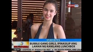 BT: Bubble Gang girls, ipinasilip ang laman ng kanilang lunchbox