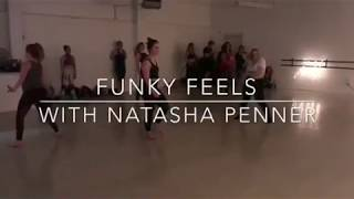 """Funky Feels With Natasha Penner """"Carried Away"""" by H.E.R."""