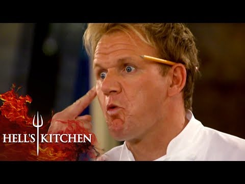 'From The Bottom Of My Heart, Shut Up!'   Hell's Kitchen