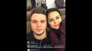 Виктория Романец и Антон Гусев💣💣💣💣🔥🔥🔥🔥🔥🔥#видео#новости#фото#девушка#россия#москва#дом2#люб