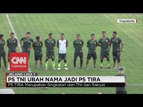 PS TNI Ubah Nama Jadi PS Tira