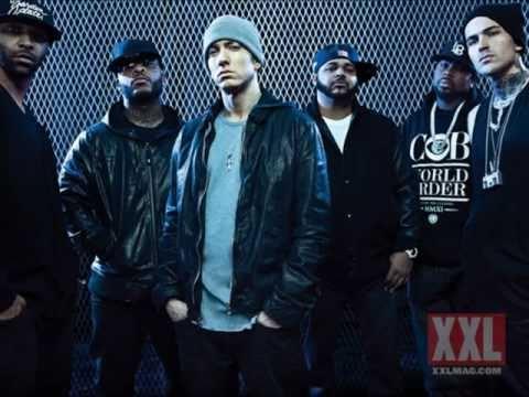 Eminem - Session One (feat. Slaughterhouse)
