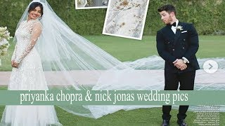 Some Adorable Clicks Of Priyanka Chopra & Nick Jonas Wedding | Unseen Wedding Pics