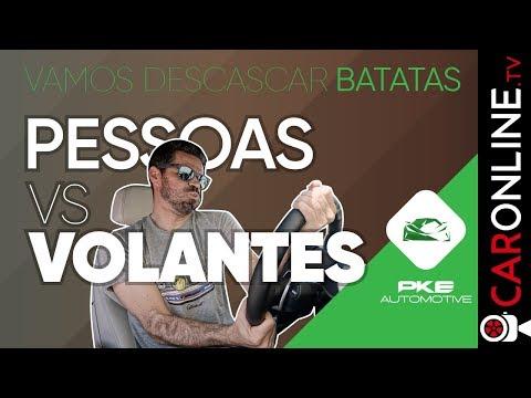 TIPOS de PESSOAS a AGARRAR o VOLANTE - Vamos Descascar Batatas by PKE Automotive