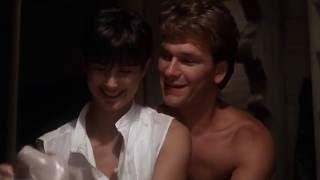 """""""Unchained Melody"""" Scène Culte Du Film Ghost De Jerry Zucker (1990)"""