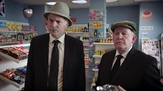 Jack and Victor try out the bootleg hooch | Still Game series 7