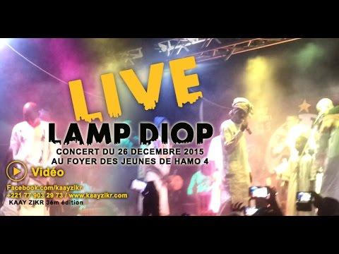 KAAY ZIKR 3éme EDITION AVEC LAMP DIOP & LE KARA YEUNGEUL